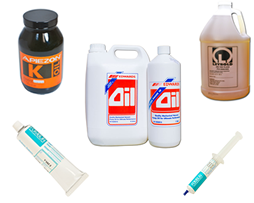 Vacuum Oil & Grease